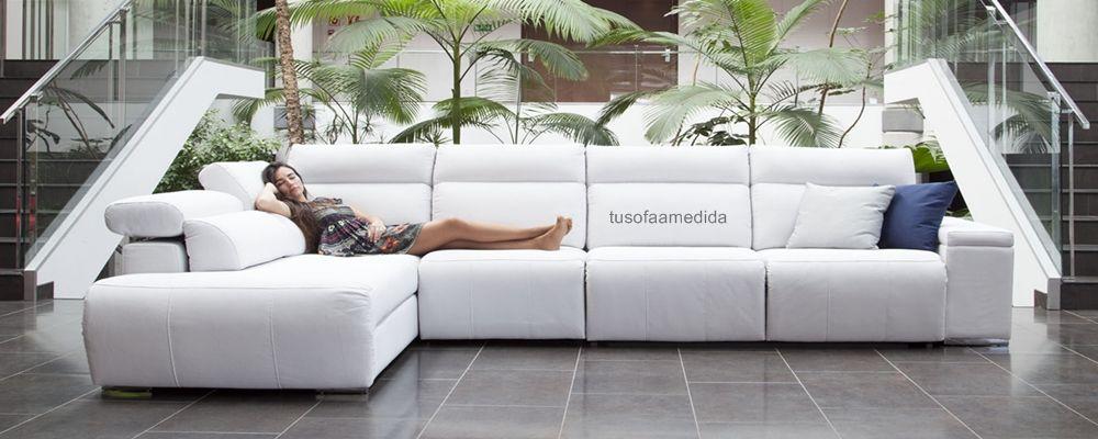 Tienda de sof s a medida comprar sof s de piel for Sofas pequenos y comodos