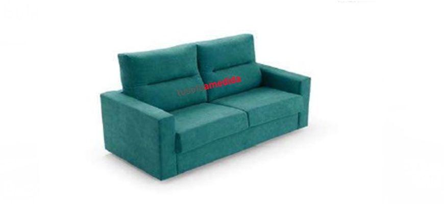 Un sofá cama con mecanismo de apertura italiana, la comodidad y la sencillez del diseño lo convierten en un básico que muchos clientes buscan.