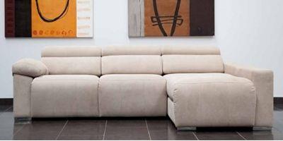 Sof cama con chaise longue - Fabricar cama abatible ...